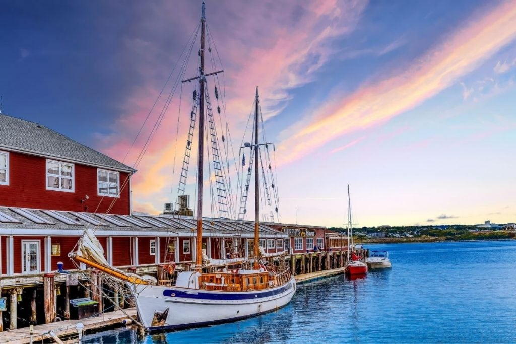 things to do in Halifax harbour