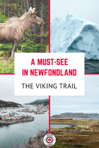 The Viking Trail, Newfoundland.