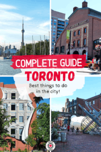 Complete Guide to Visit Toronto