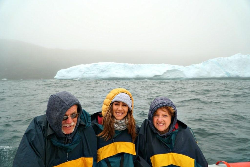 icebergs newfoundland iceberg alley