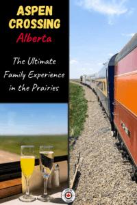 Aspen Crossing Train Experience