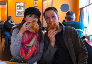 croissants in st.pierre and miquelon