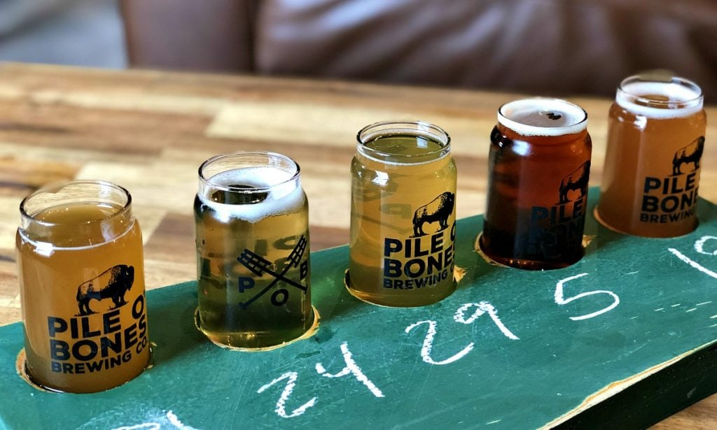 Regina breweries