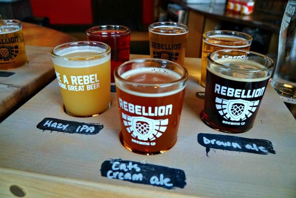 breweries in Regina Saskatchewan Canada