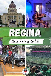 Best Things to Do in Regina