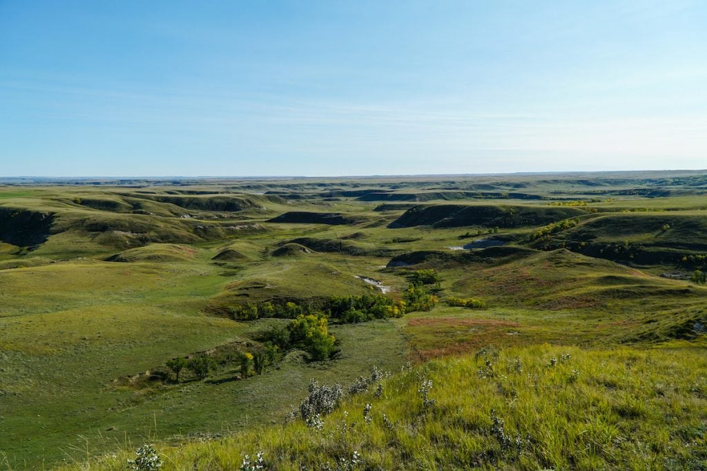 Saskatchewan's Big Muddy Valley
