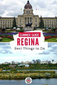 Summer Guide of Regina