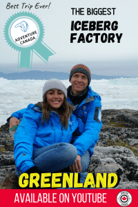 Exploring Greenland with Adventure Canada