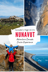 Exploring Nunavut with Adventure Canada