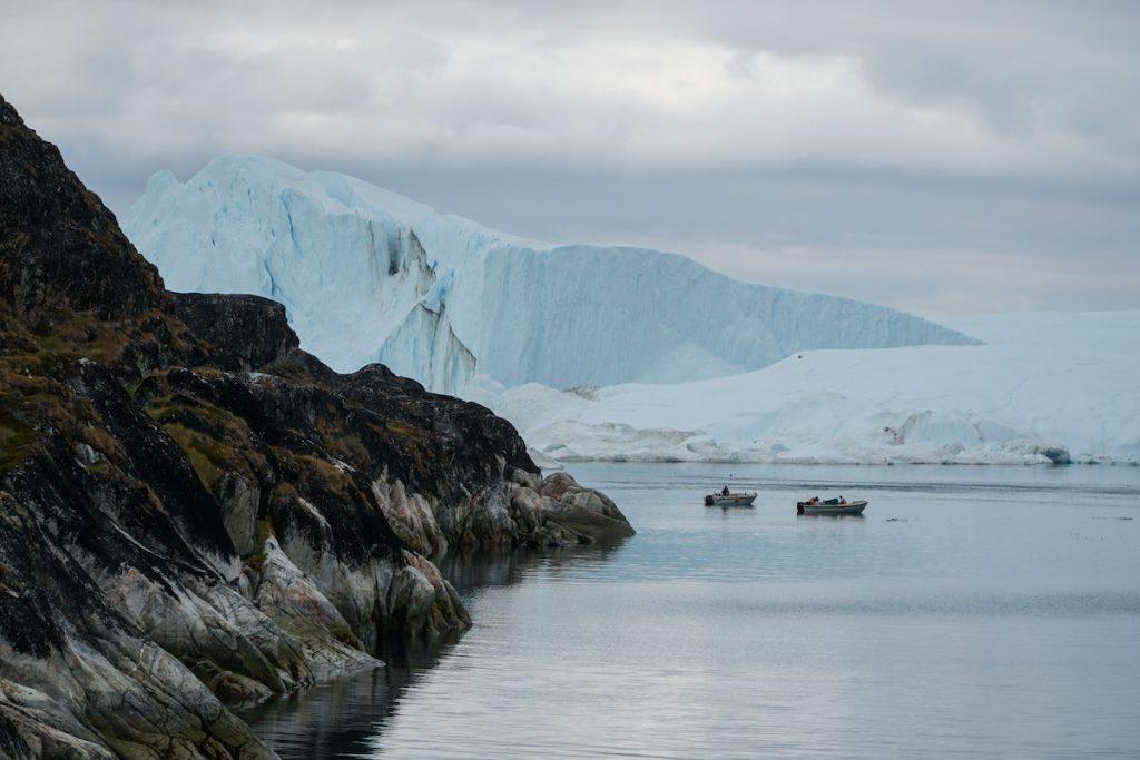 ilulissat icefjord unesco world heritage site