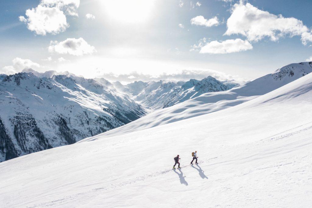 winter hiking canada