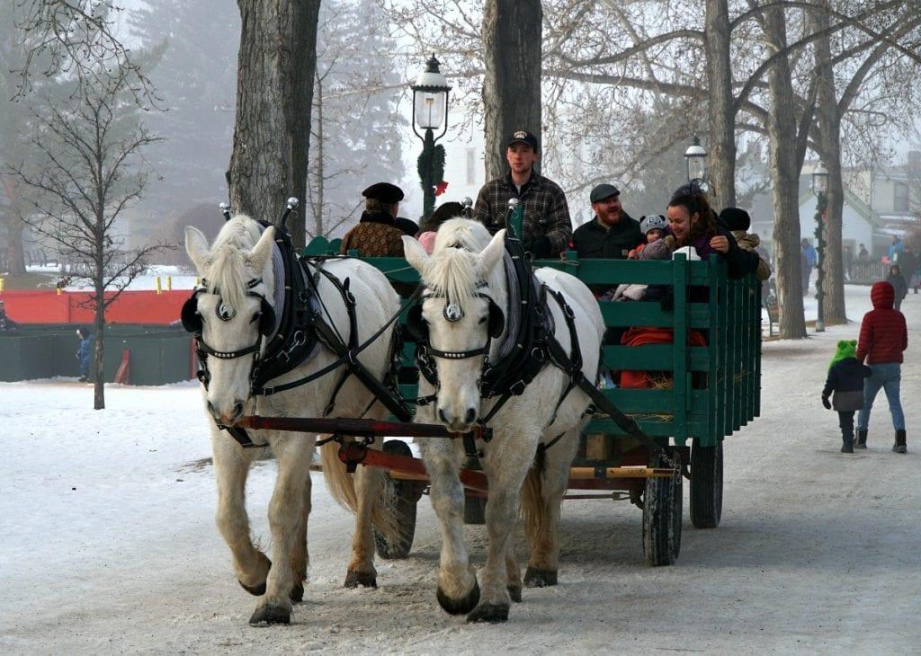 Heritage Park Christmas