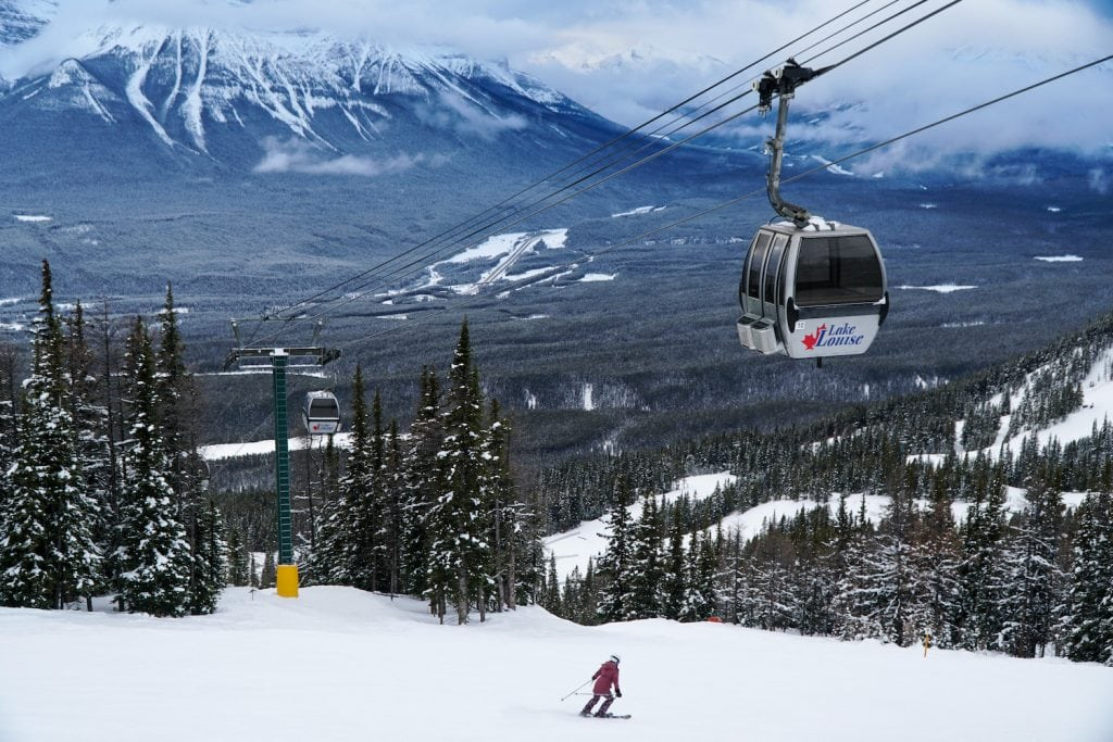 Best ski resorts in canada
