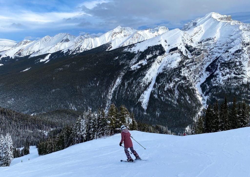 Ski Banff Mt. Norquay