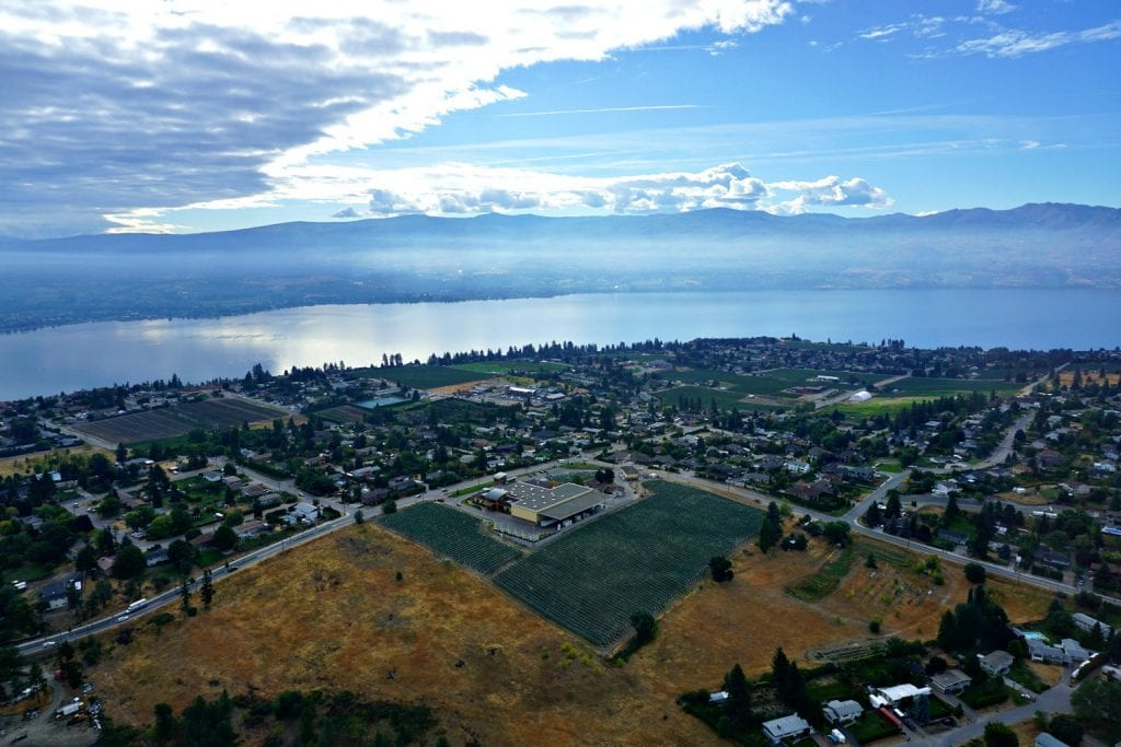 helicopter ride things to do in kelowna