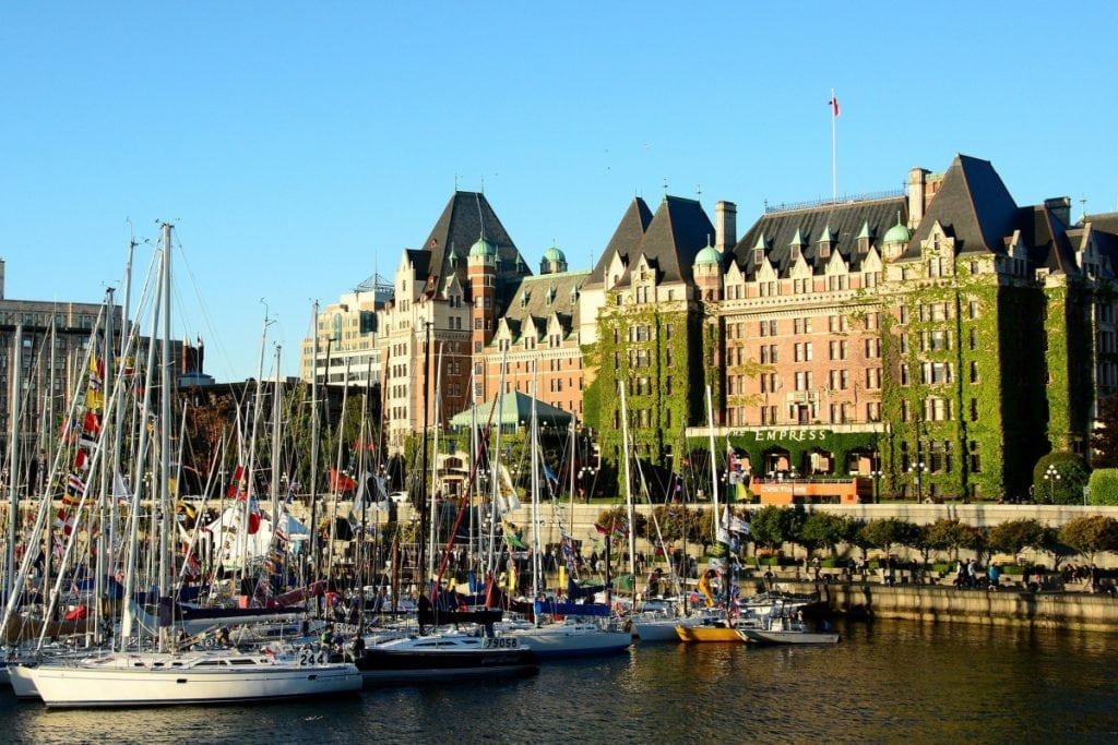 Empress Hotel Things to do in Victoria BC
