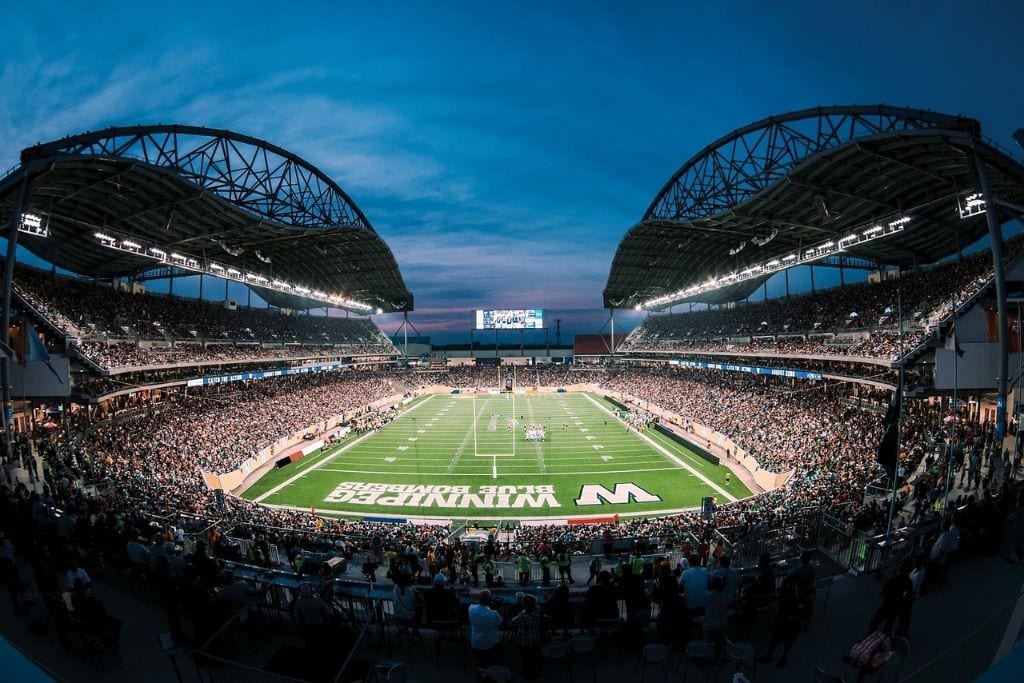 Winnipeg Sport Stadium