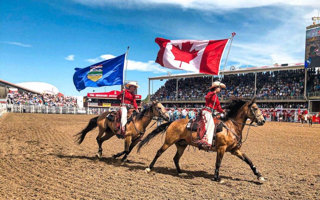Calgary Stampede, Alberta