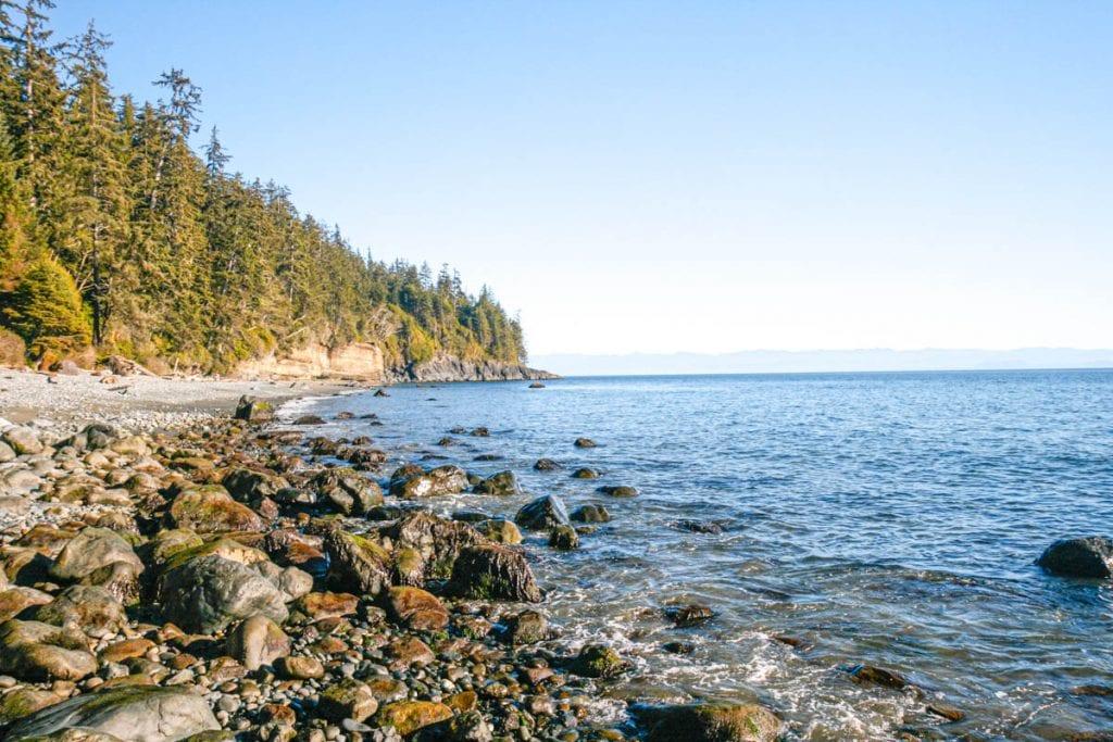Mystic Beach, British Columbia
