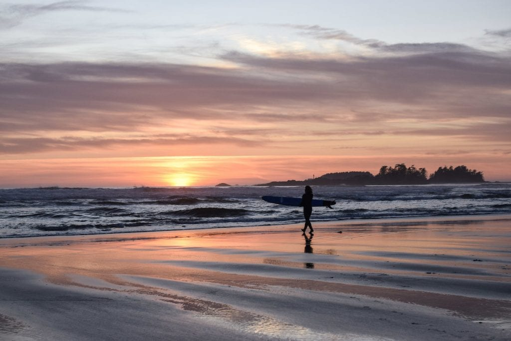 Tofino Sunset, British Columbia