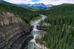 Crescent Falls Alberta