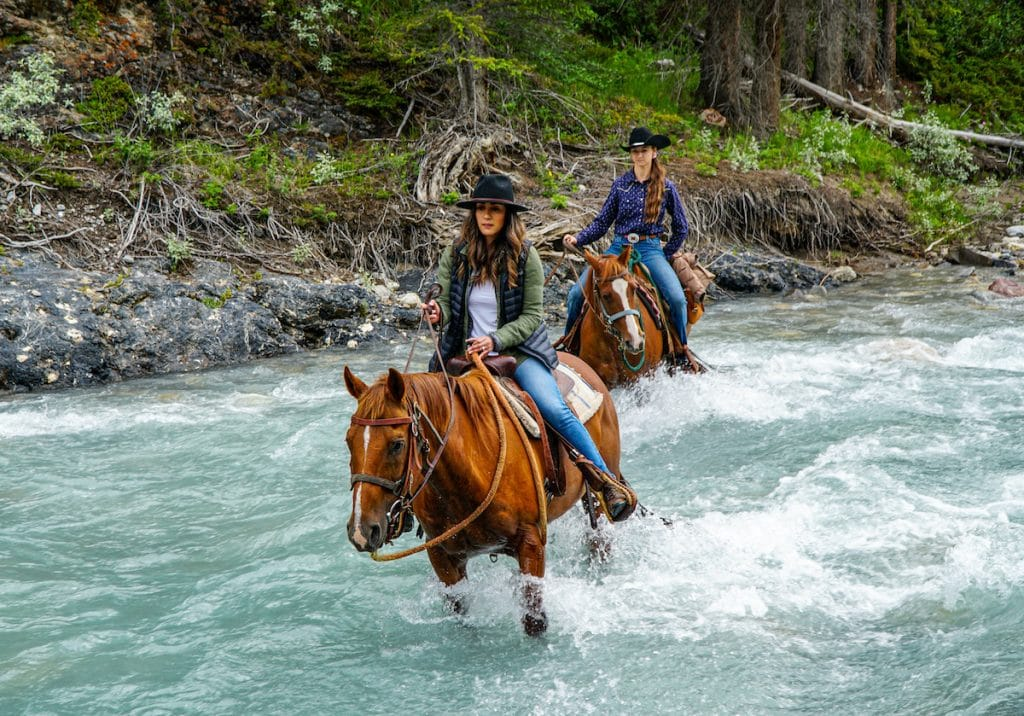 horseback riding nordegg alberta