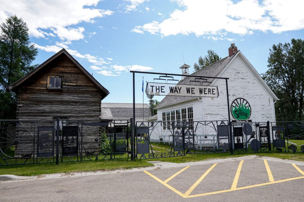 sundre and district museum
