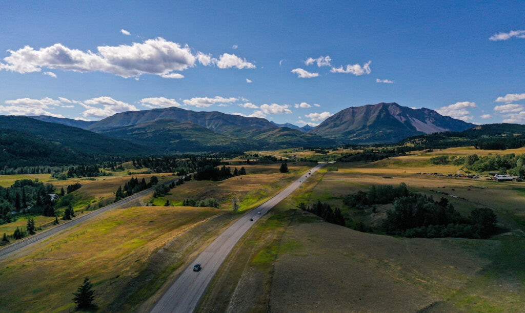 Crowsnest Pass Alberta