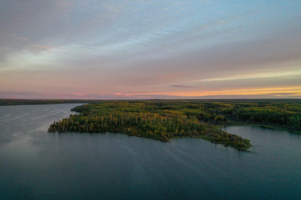Edison Lake, Lac La Biche