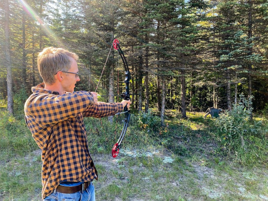 Archery at Metis Crossing