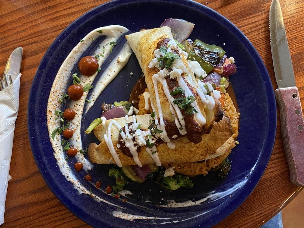 Best Banff Restaurant - Coyotes Southwestern Grill