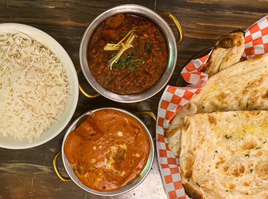 masala indian banff restaurant