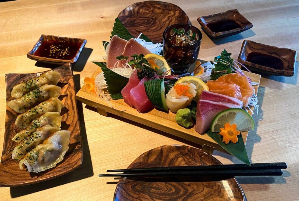 Shoku Izakaya is one of Banff's best restaurants
