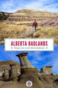 Top Things to Do in the Alberta Badlands