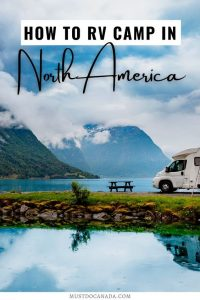 Unique RV Experiences in North America