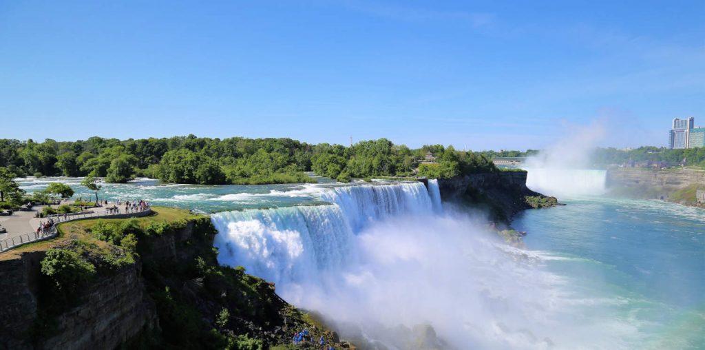 Niagra Falls Canada 1024x508