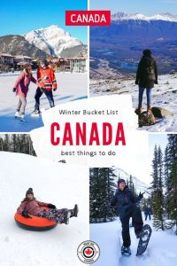 Best Things to Do in Canada in the Winter