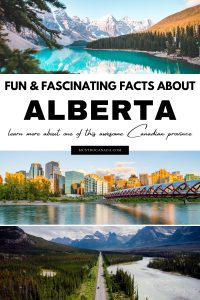 Fun and Fascinating Facts about Alberta