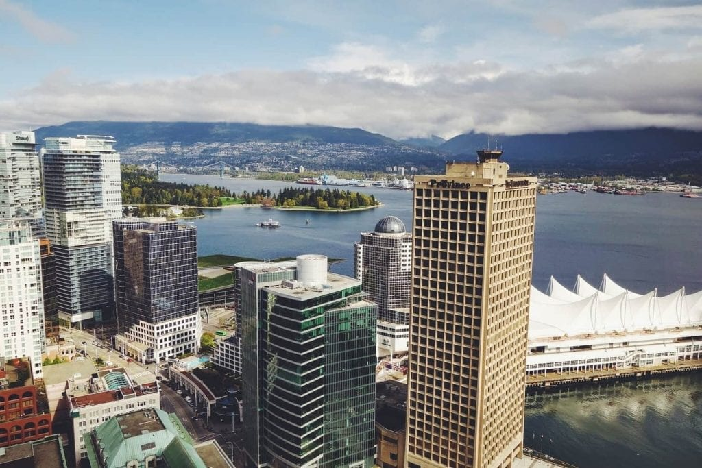 Places To Stay Vancouver Budget 1024x683