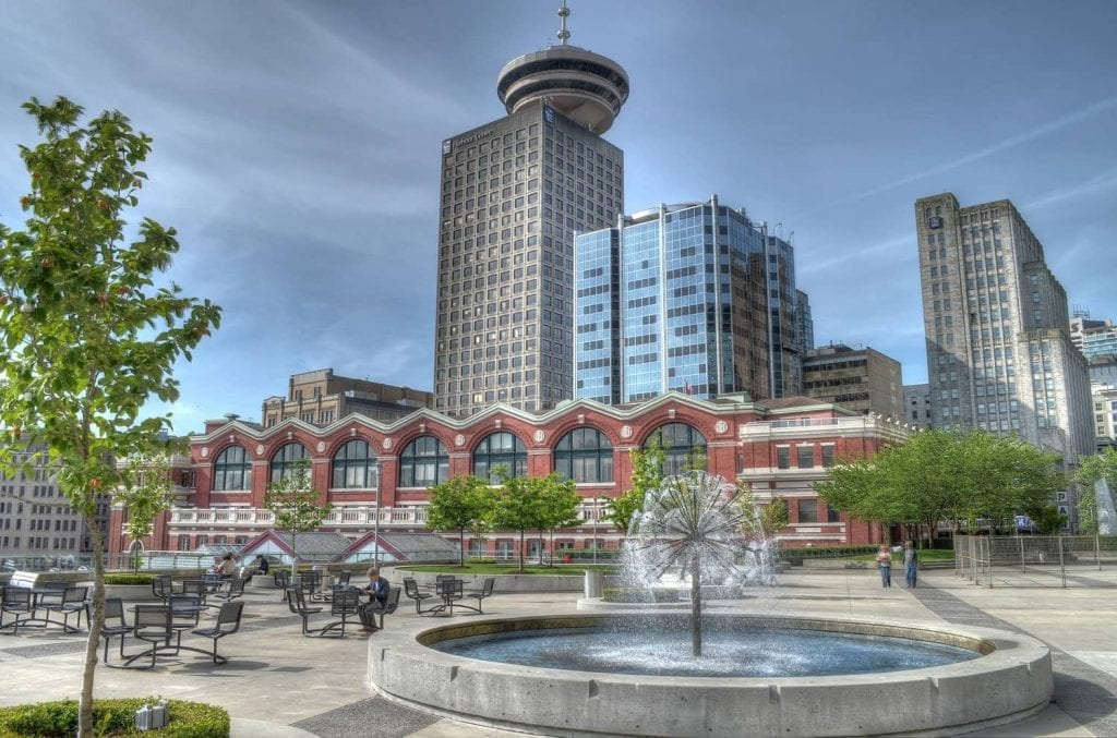Where To Stay Vancouver Romantic 1024x677