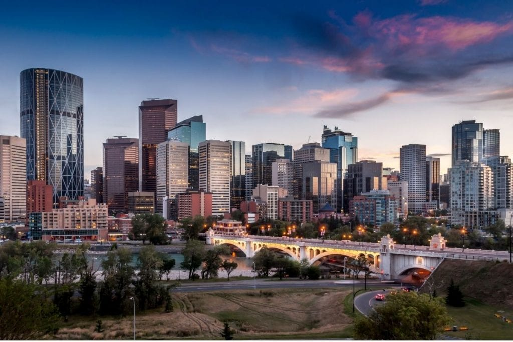 Things to Do in Calgary - The Calgary Skyline
