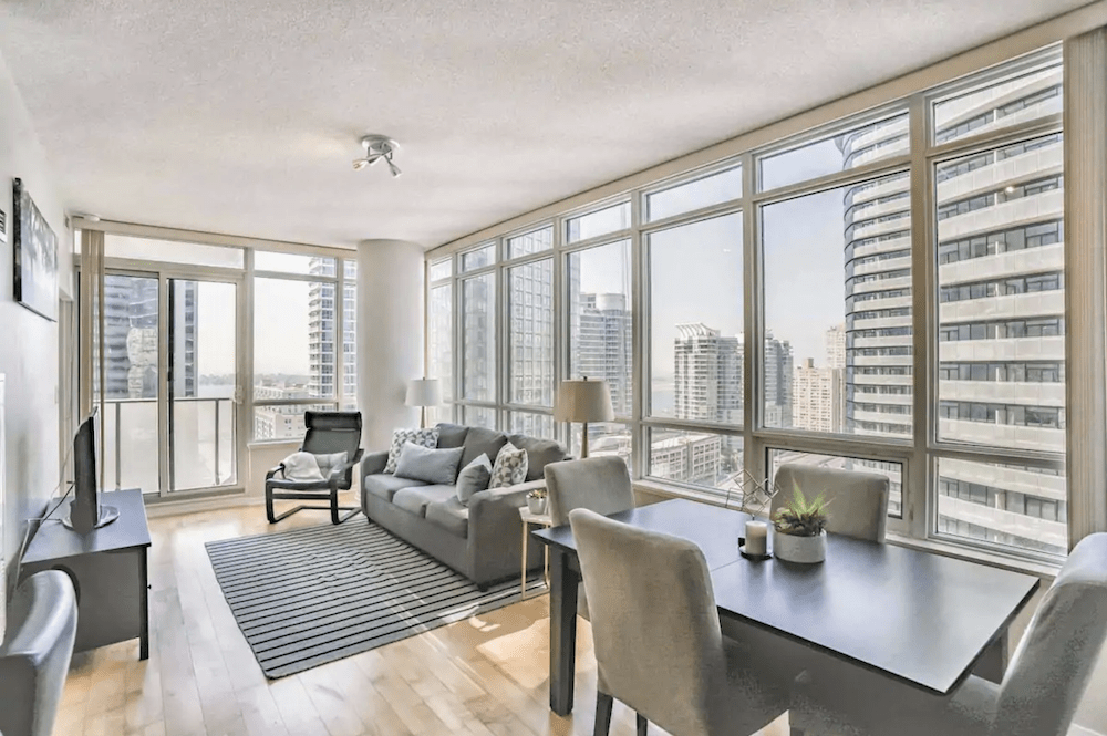 Downtown Toronto Airbnbs