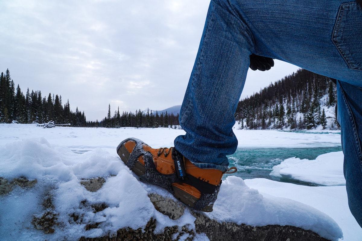 Icetrax ice cleats