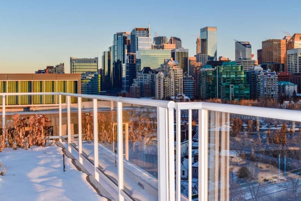 Calgary Airbnb in Kensington