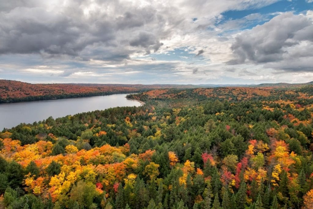 Ontario Road Trips to Algonquin Park
