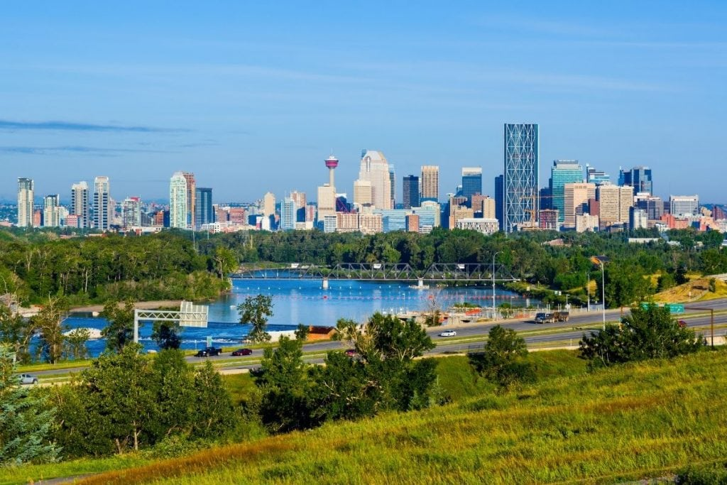 Where To Stay In Calgary 1024x683