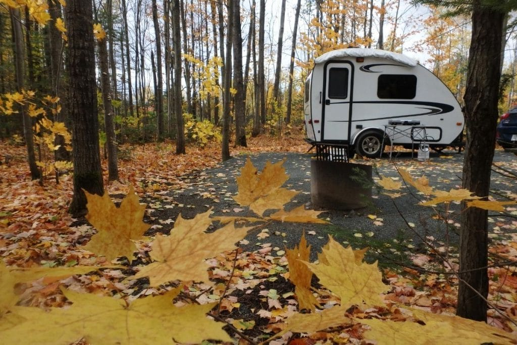 You don't have to go big to RV in Canada.
