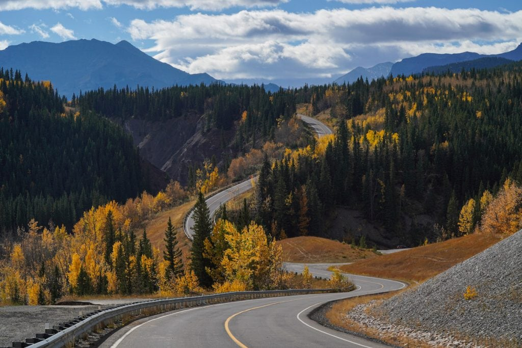 This Kananaskis Alberta Road Trip is one of our favourites.