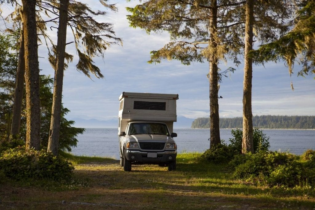 RV in Canada is a great way to see the country.