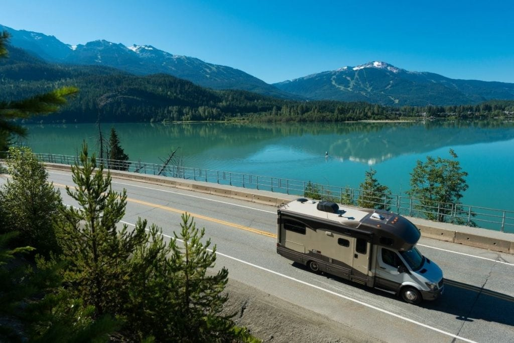 Want to RV in Canada?